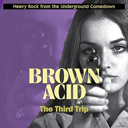 Brown Acid: Third Trip /  Various
