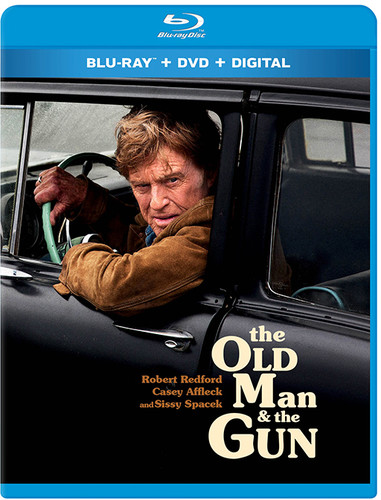The Old Man And The Gun [Movie] - The Old Man & the Gun