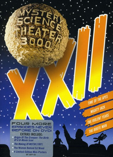 Mystery Science Theater 3000 - Mystery Science Theater 3000: Xxii (4pc) / (Full)