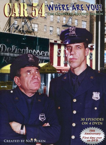 Car 54, Where Are You?: The Complete Second Season