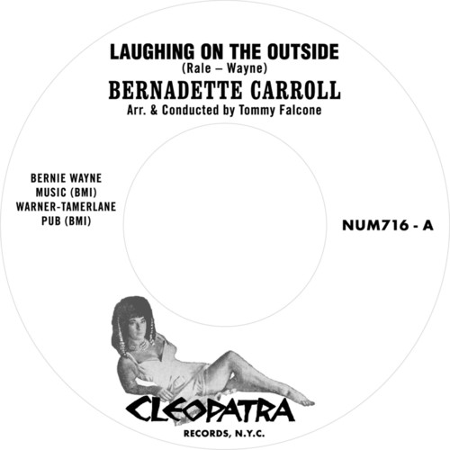 Bernadette Carroll - Laughing On The Outside (Uk)