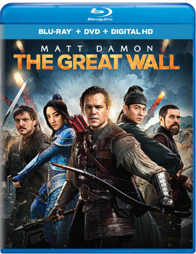 Great Wall [Blu-ray/DVD]