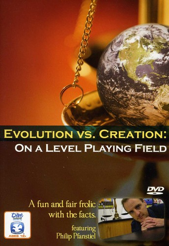 Evolution Vs Creation: On a Level Playing Field