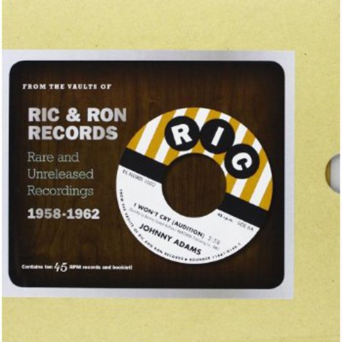 From the Vaults of Ric & Ron Records /  Various [Import]