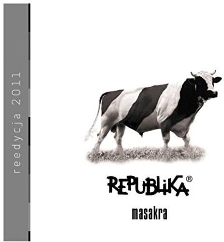 Republika - Masakra [Digipak]