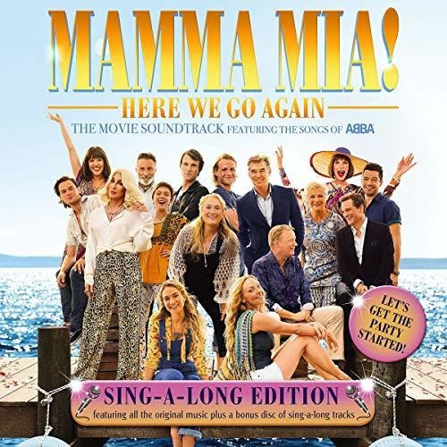 Various Artists - Mamma Mia! Here We Go Again [Sing-A-Long Edition Soundtrack]