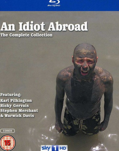 Idiot Abroad Series: 1 - 3 [Import]