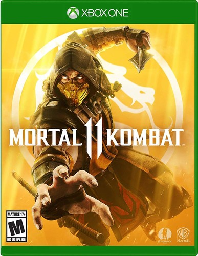 - Mortal Kombat 11 for Xbox One