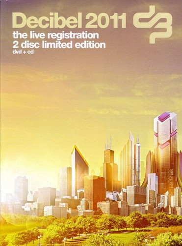 Decibel 2011 Live Registration /  Various [Import]