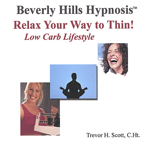 Weight Loss Hypnosis: Relax Your Way to Thin!-Low