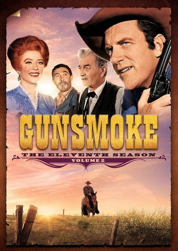 Gunsmoke: The Eleventh Season Volume 2