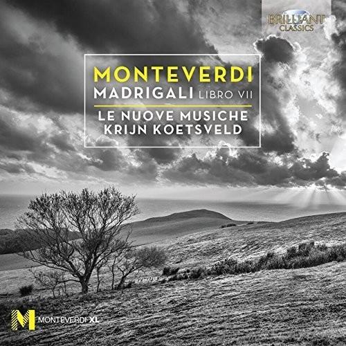 Monteverdi: Madrigals, Book 7