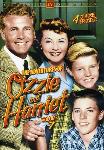 The Adventures of Ozzie & Harriet: Volume 7