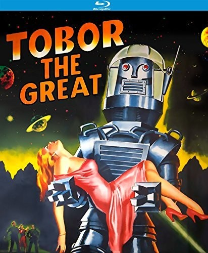 - Tobor The Great (1954)