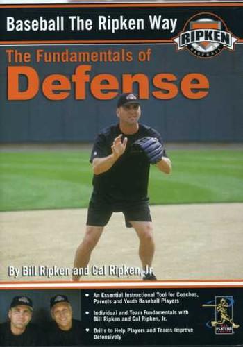 Baseball The Ripken Way - Fundamentals Of Defense