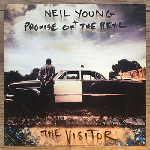Neil Young & Promise Of The Real - The Visitor [2LP]