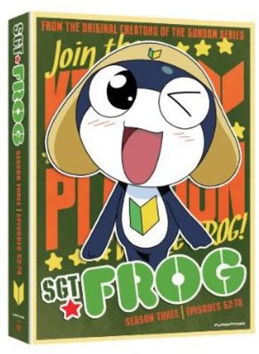 Sgt. Frog - Season 3