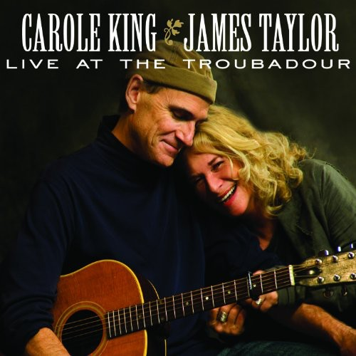 James Taylor (Soft Rock)/Carole King - Live At The Troubadour [CD and DVD] [Digipak]
