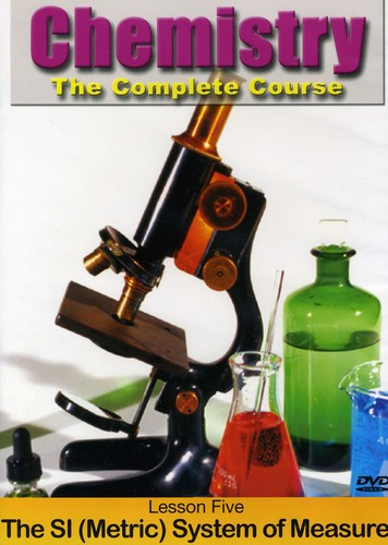 Chemistry: The Si System of Measure