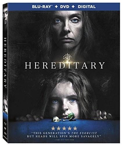 Hereditary [Blu-ray/DVD]
