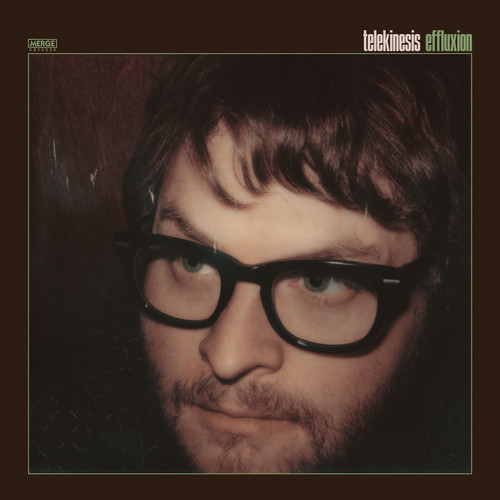 Telekinesis - Effluxion [Indie Exclusive Limited Edition Green LP]
