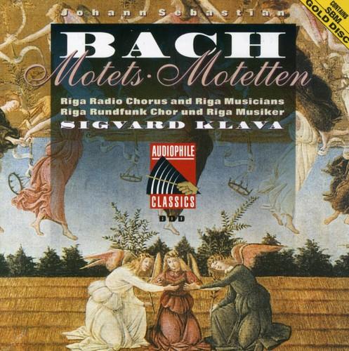 Bach J.S: Motets