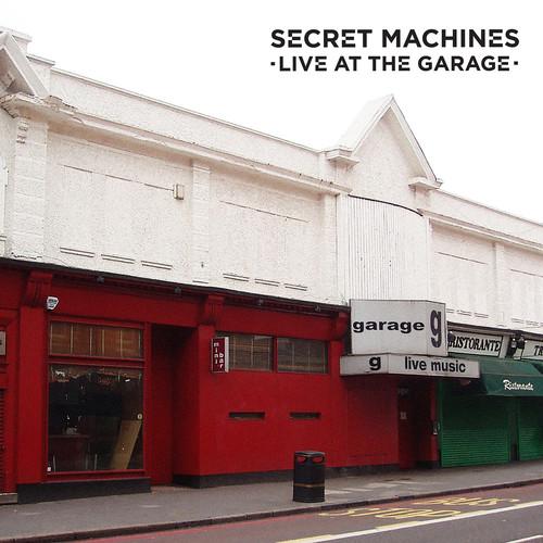 Secret Machines - Live At The Garage