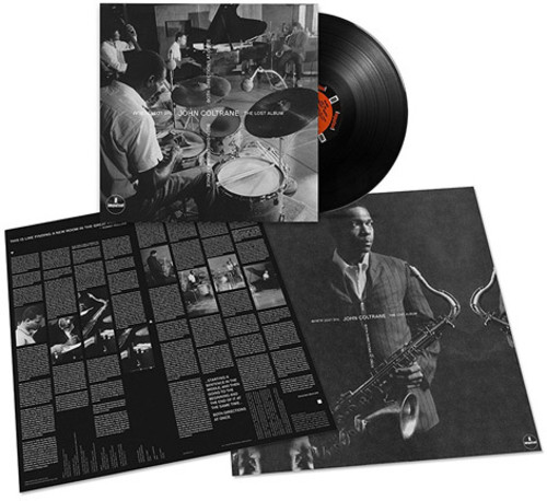 John Coltrane - Both Directions At Once: The Lost Album [LP]