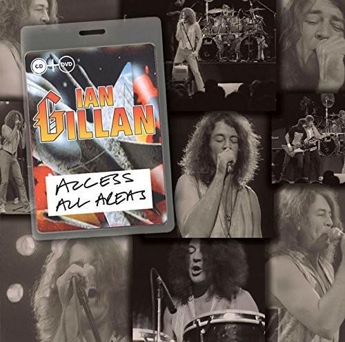 Ian Gillan - Access All Areas