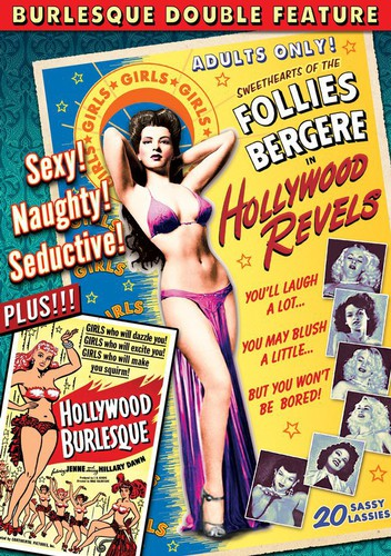 Burlesque Double Feature: Hollywood Burlesque