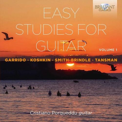 Easy Studies For Guitar Vol. 1