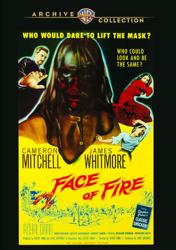 Face of Fire