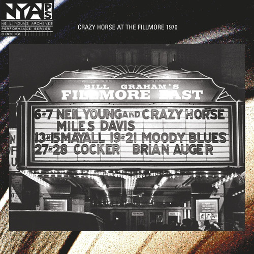 Neil Young & Crazy Horse - Live At The Fillmore East [180 Gram]