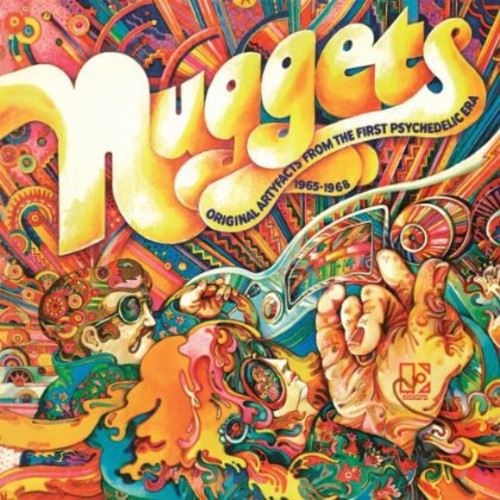 Nuggets: Original Artyfacts From The First Psychedelic Era [1965-1968]