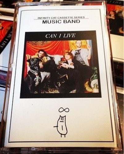 Infinity Cat Cassette Series: Music Band
