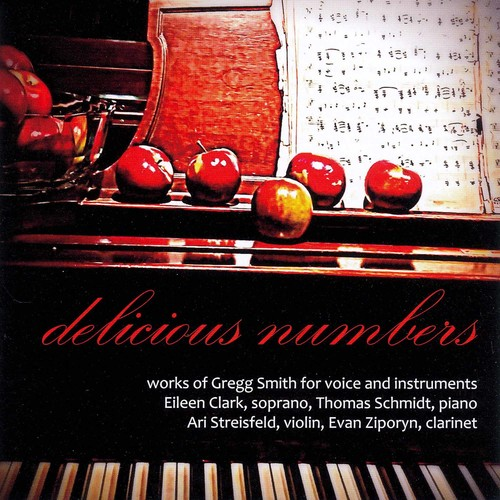 Gregg Smith: Delicious Numbers