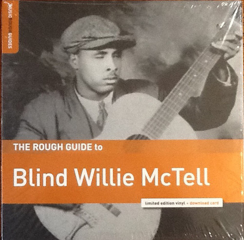 Blind Willie McTell - Rough Guide To Blind Willie Mctell (Dlcd)