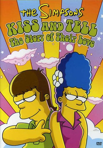 The Simpsons: Kiss and Tell: The Story of Their Love
