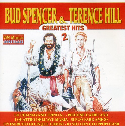Spencer/Hill - Vol. 2-Bud Spencer & Terence Hill [Import]