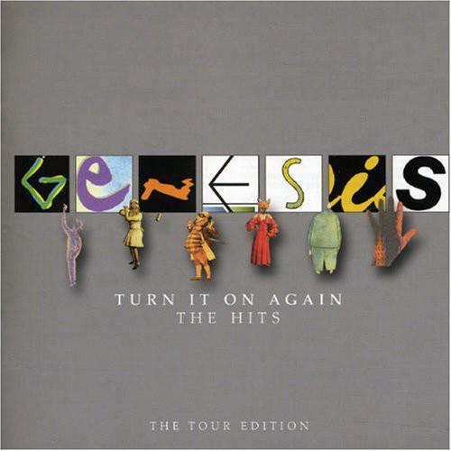 Genesis-Turn It on Again: The Tour Edit