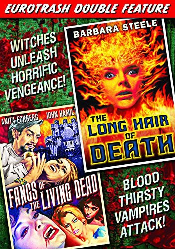 Eurotrash Double Feature: Long Hair of Death