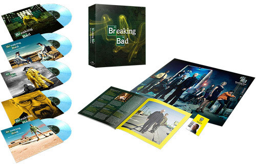 - Breaking Bad (Music From The Original Tv Series)