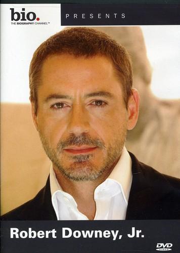 Biography: Robert Downey, Jr.