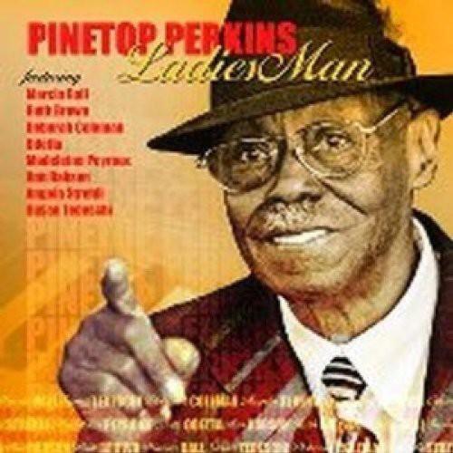 Pinetop Perkins - Ladies Man