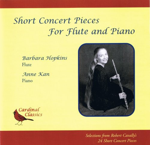Short Concert Pieces for Flute & Piano