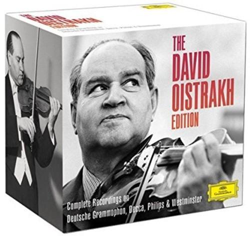 David Oistrakh Edition: Complete Recordings on