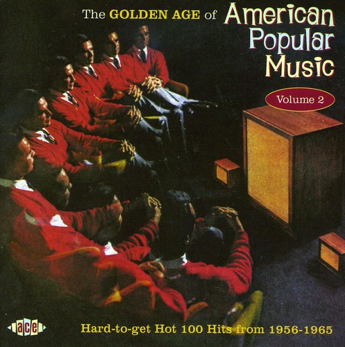 Golden Age Of American Popular Music - Vol. 2-Golden Age Of American Popular Music [Import]