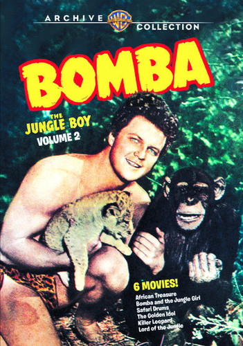 Bomba the Jungle Boy: Volume 2
