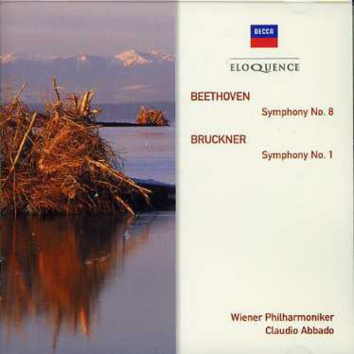 Eloquence: Beethoven - Symphony No 8 /  Brucker