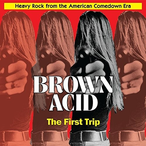 Brown Acid: First Trip /  Various